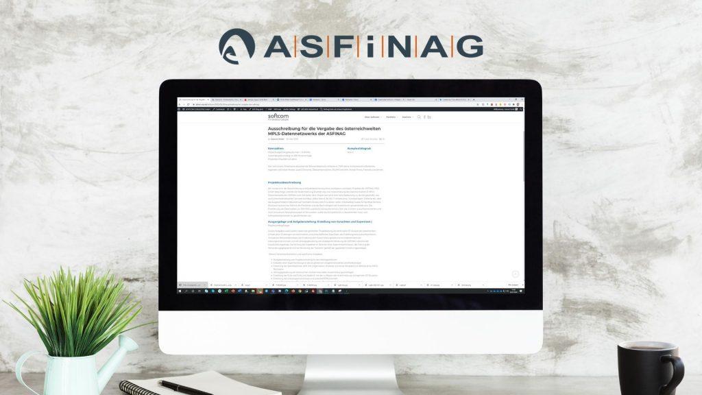 IT-Dienstleistung Case Studie ASFINAG
